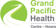 grand pacific health logo nowra